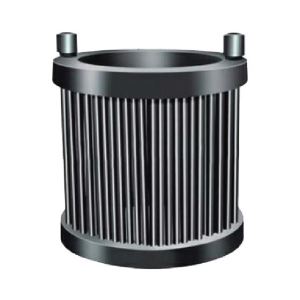 Squirrel-cage graphite heat exchanger · Circular block type graphite kettle heat exchanger